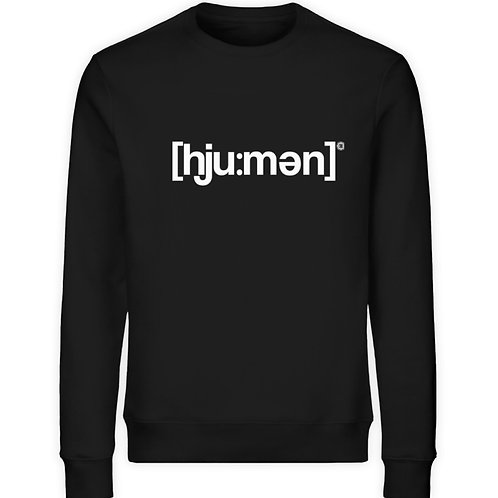 HUMAN  - Unisex Sweater