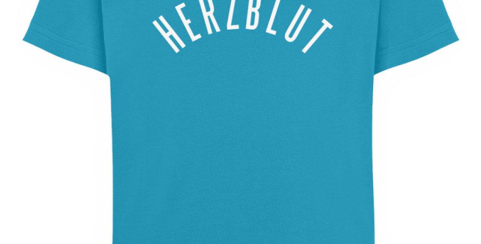 HERZBLUT LONG SHIRT  - Kinder Organic T-Shirt