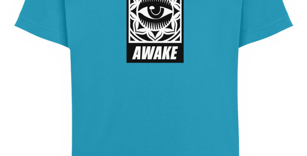 AWAKE   - Kinder Organic T-Shirt