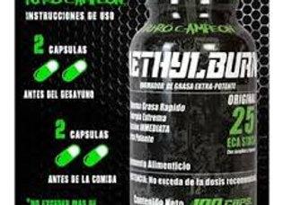 METHYLBURN 25 EPH 100 CAPS P.C