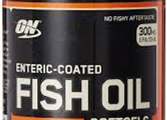 FISH OIL 100 SOFTGELS ON