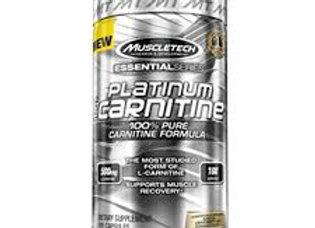 PLATINUM CARNITINA 180 CAPS MT