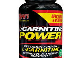 L-CARNITINE POWER 60 CAPS SAN