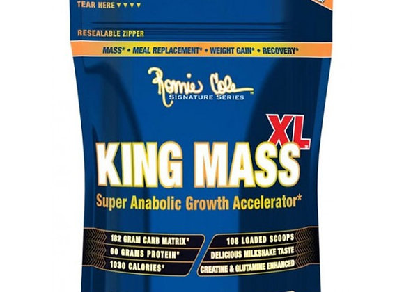KING MASS GAINER 15 LBS
