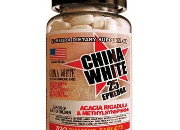 CHINA WHITE 100 CAPS