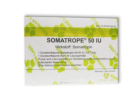 SOMATROPE 50UI