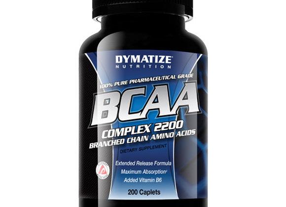 BCAA COMPLEX 2200 200 CAP DYMATIZE