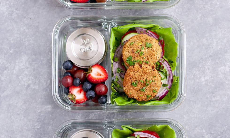 Daily Meal Package for an Individual