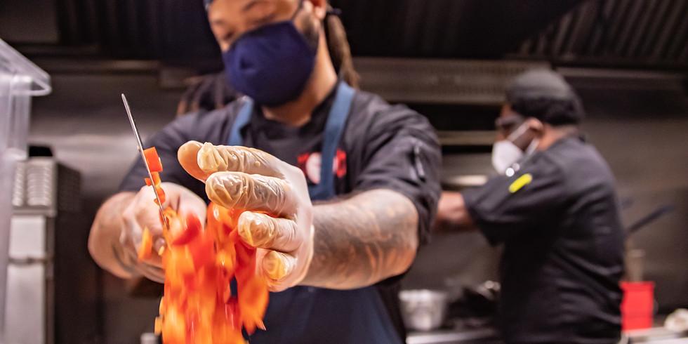 Knife Skills & Fabrication