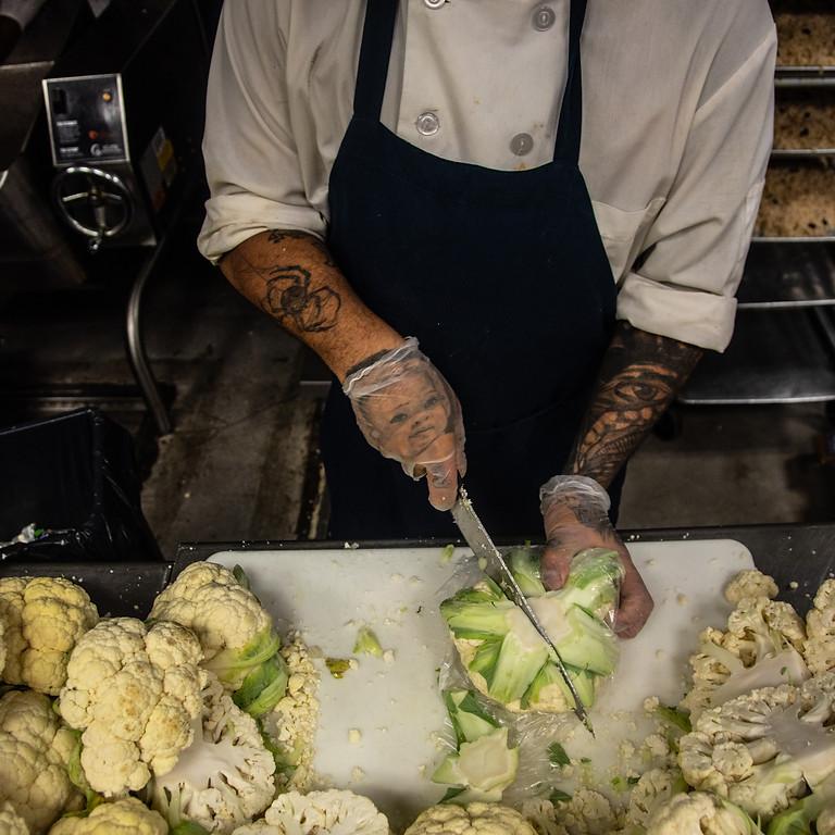 Plant-Based & Vegan Cooking Workshop