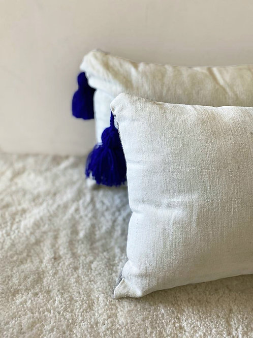 "Coussin ""COCOONING with YVETTE"""