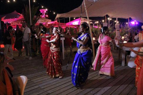 """Soirée Bollywood à """"L'envol"""""""