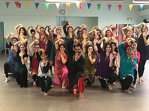 Stage scène ouverte 2017 avec Tushar