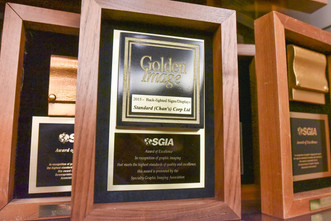 SGIA Golden Image Awards