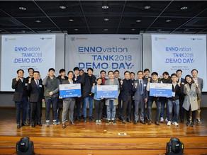비바이노베이션, '에노베이션 탱크 시즌2' 선정