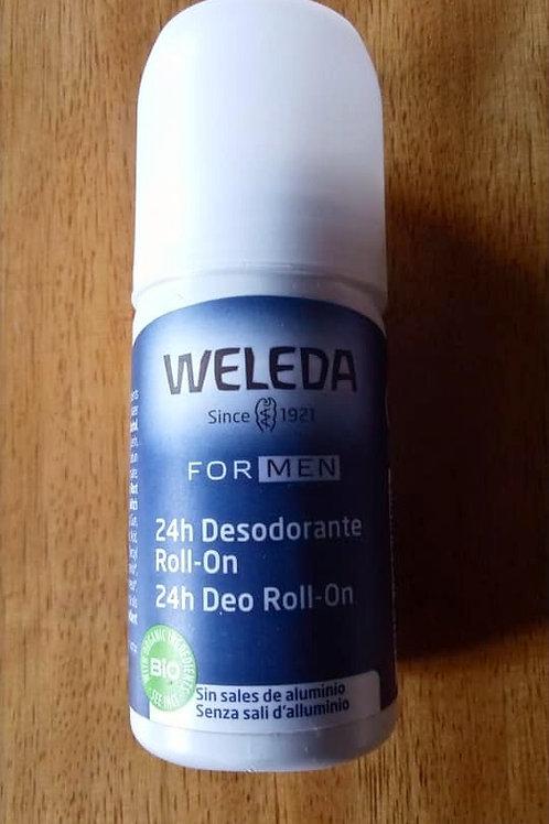 Desodorante Roll-On Hombre Weleda