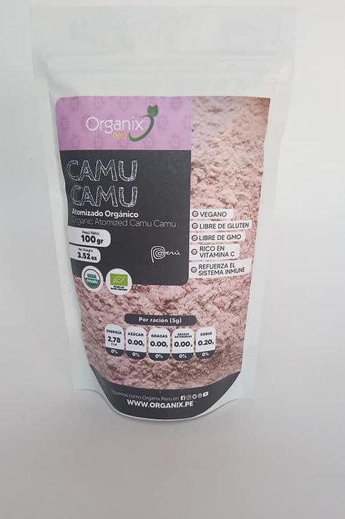 Camu Camu Atomizado Organico Organix