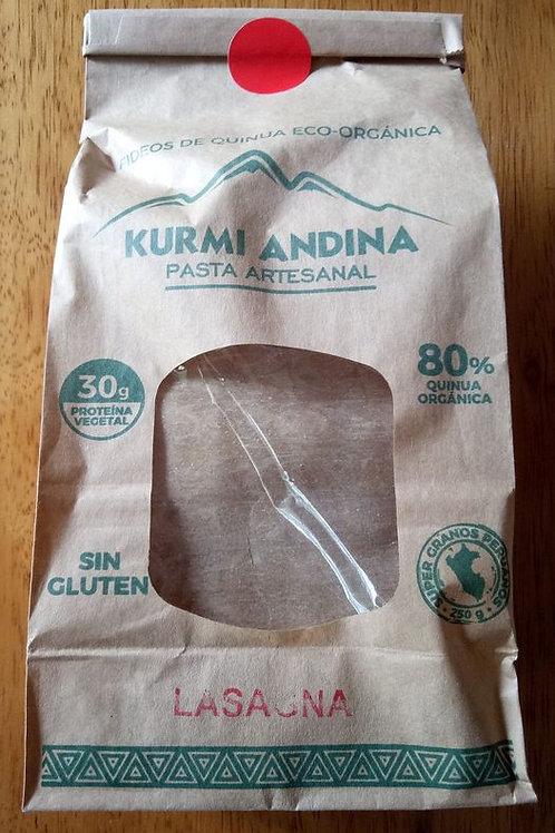 Lasagna de Quinoa Organica Kurmi Andino
