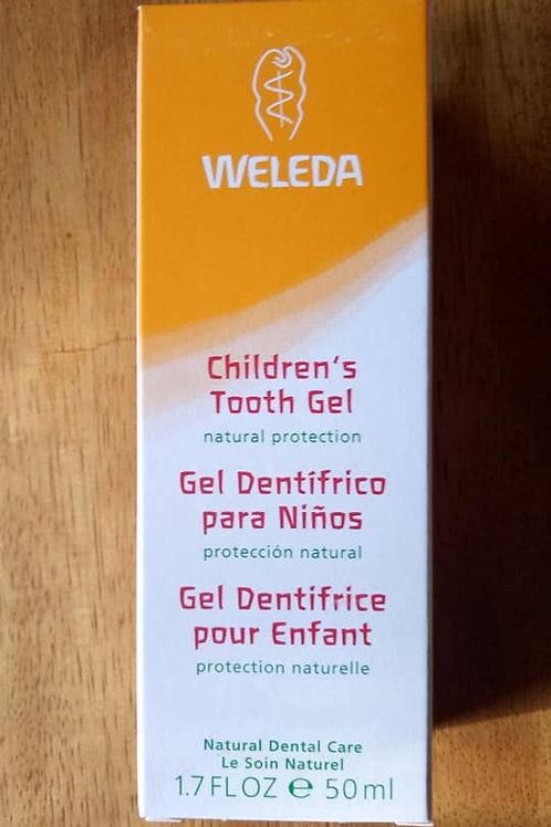 Gel Dentrifico para Niños Weleda