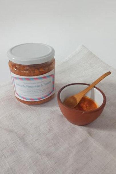 Salsa de Pimenton & Tomate