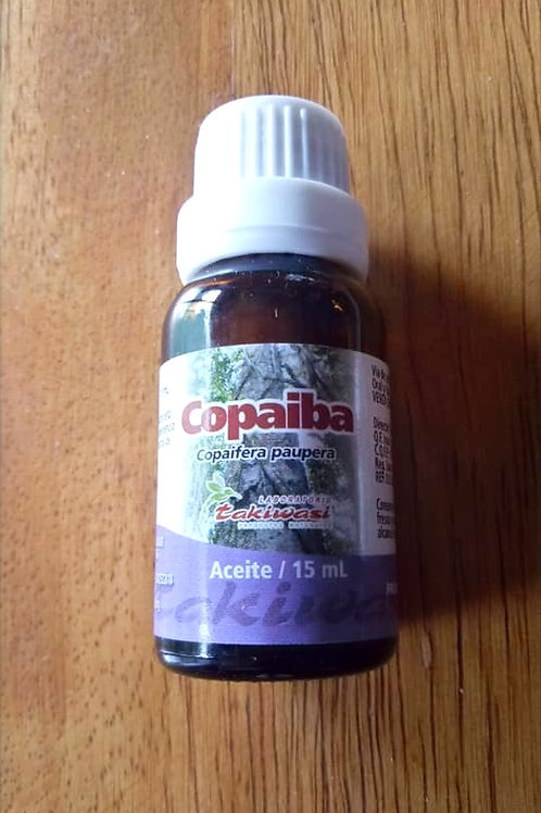 Aceite de Copaiba Takiwasi