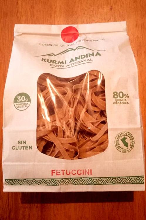 Fettucini de Quinoa Organica Kurmi Andina