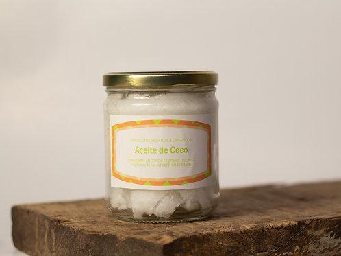 Aceite de Coco Organico Candela
