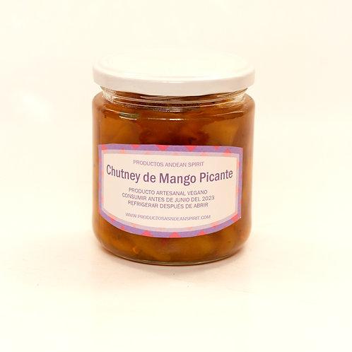 Chutney de Mango Picante