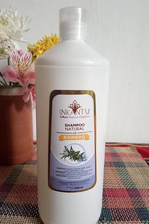 Shampoo de Romero Inkantu