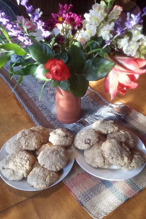 Cookies de Muesli Caseros