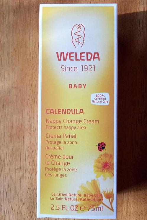 Crema de Pañal Calendula Weleda