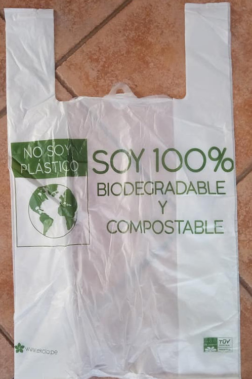 Bolsas Bio-degradbales y Compostables