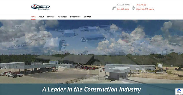 Website - TL Wallace Construction