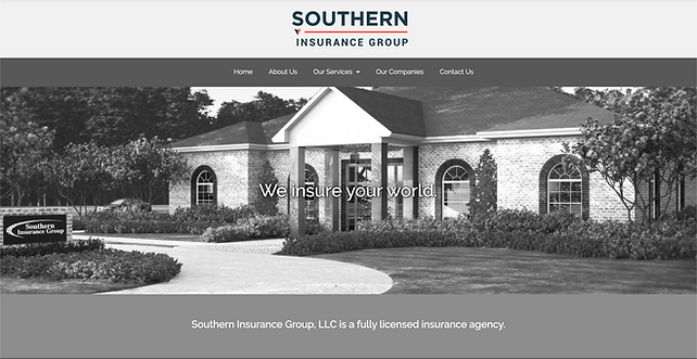 Website - Southern Insurance Group