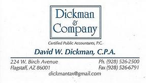 Dickman 2021