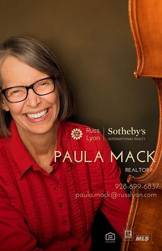 Paula Mack 2021