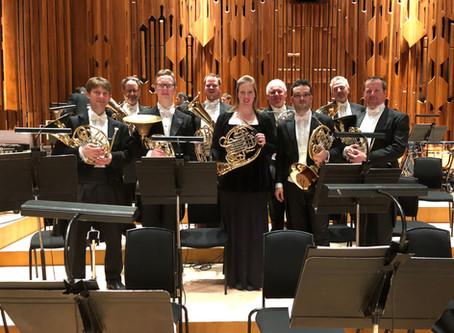 David returns to the London Symphony