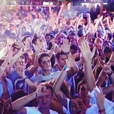 Tyron Dixon Noah Beach Club Croatia