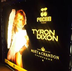 Tyron Dixon City of Angels