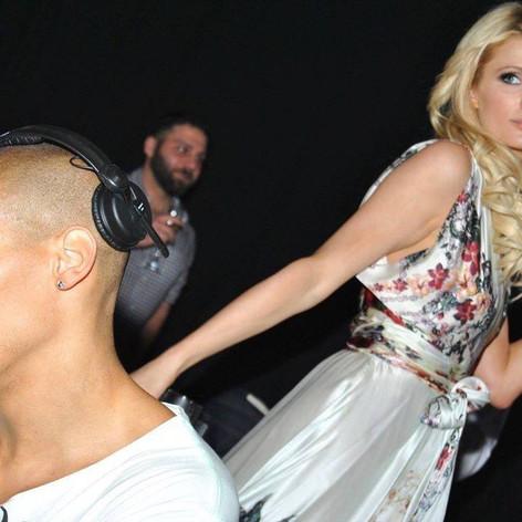 Paris Hilton & Tyron Dixon
