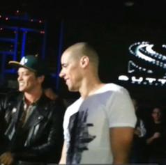 Bruno Mars & Tyron Dixon