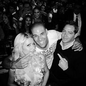 Tyron Dixon & Paris Hilton