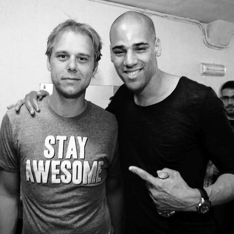 Armin van Buuren & Tyron Dixon