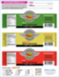 Product Label, Redesign, Print Marketing