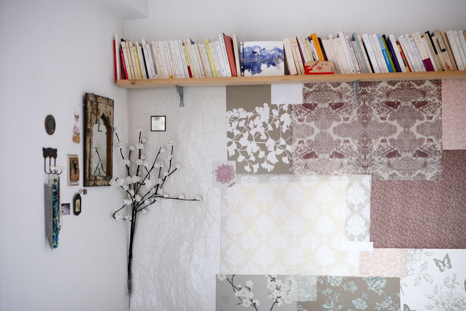 Mur de chambre