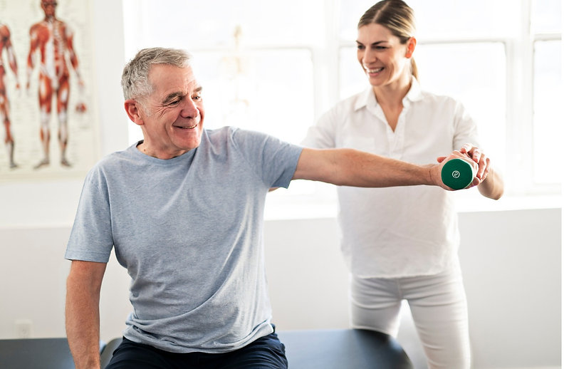 Shoulder Treatment By Physiotherapist Toronto Clinic