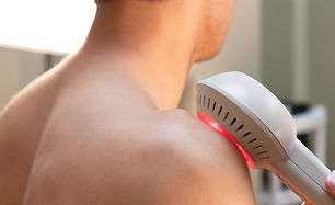 Theralase Shoulder laser treatment in Toronto