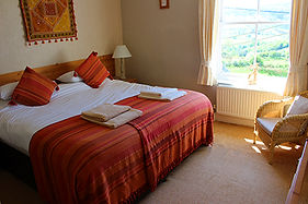 Guest Room at The Tree Relaxation Retreat