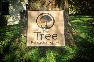 The new Tree sign