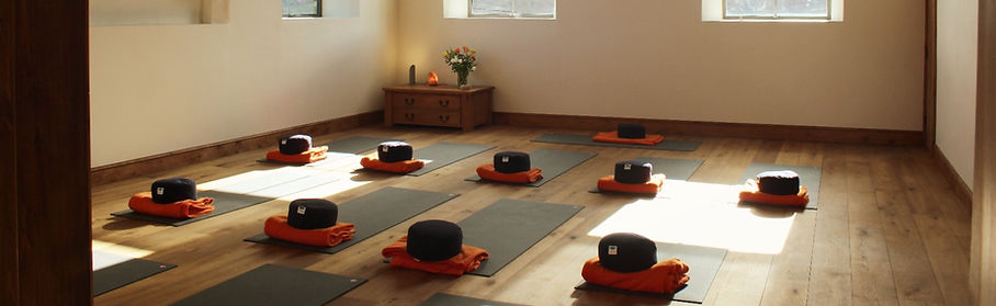 The Yoga Studio at The Tree Relaxation Retreat